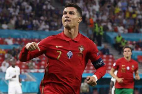 For a compelling reason: Cristiano Ronaldo won the Euro Cup Golden Lock