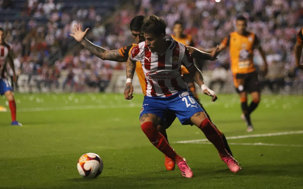 Goals Shivas Vs Pachuka 3-1;  Friendly match Liga MX
