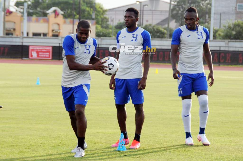 Honduras national team upgrades its machines to face Panama;  Marcelo Pereira is in doubt – ten