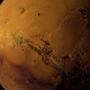 Mars' lakes are made of clay, not water