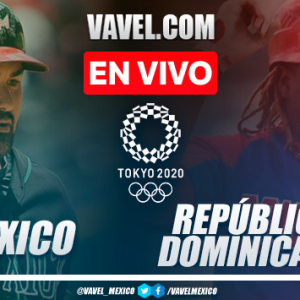 Mexico vs Dominican Republic LIVE: Baseball for the 2020 Olympics today (0-0) |  07/29/2021