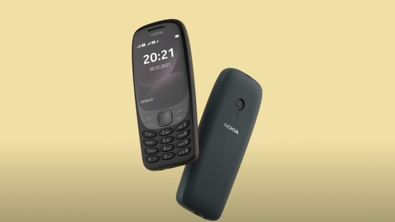 Nokia revives its iconic Model 6310 with an expanded, curved and multi-colored display