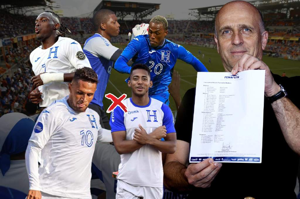 Official: Invite Honduras National Team With Seven Troops For 2021 Gold Cup – Ten
