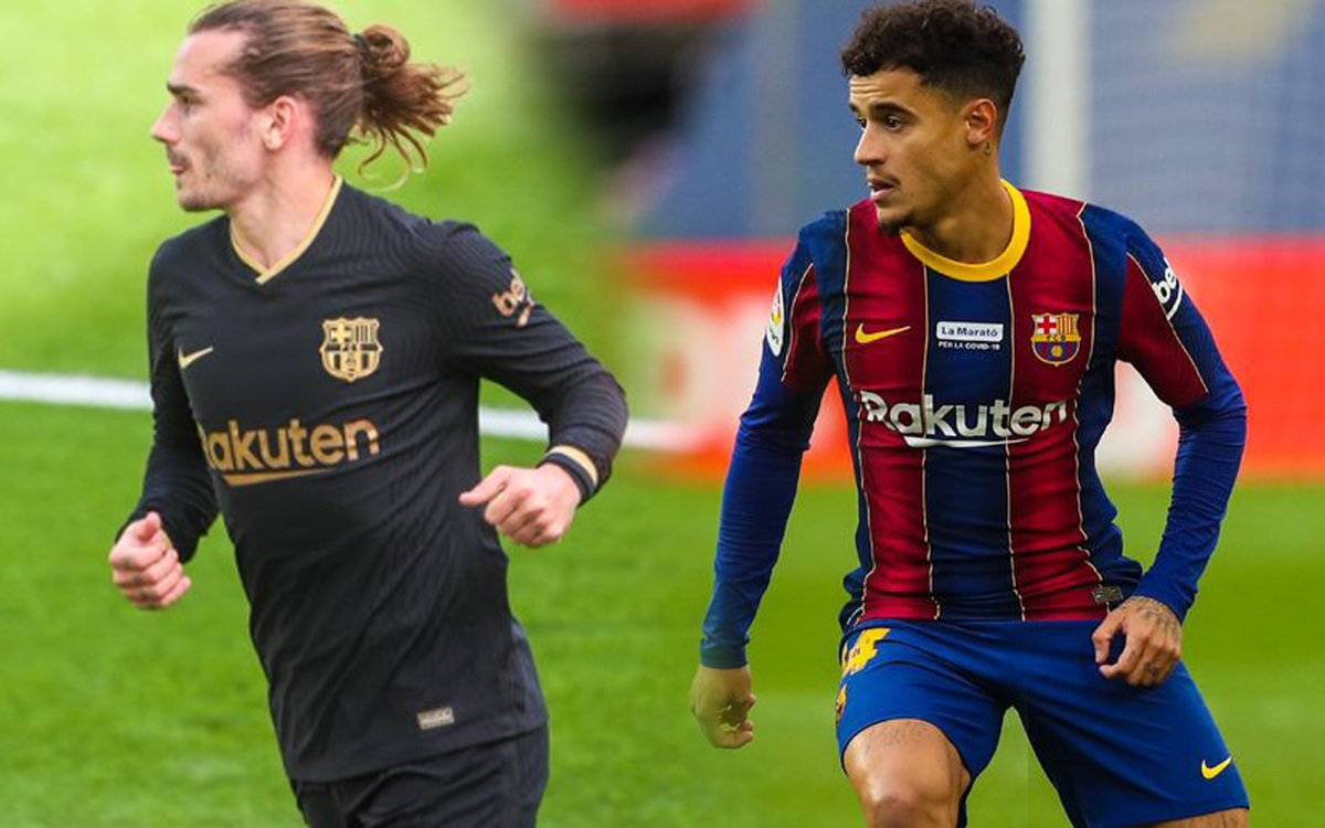 Only a better offer would keep Coutinho and Griezmann out of Barcelona