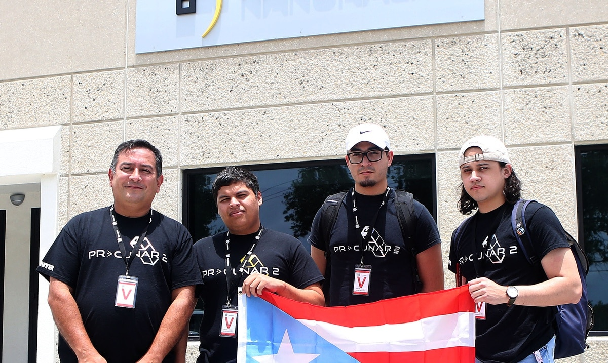 Puerto Rican satellite receives accreditation to go into space