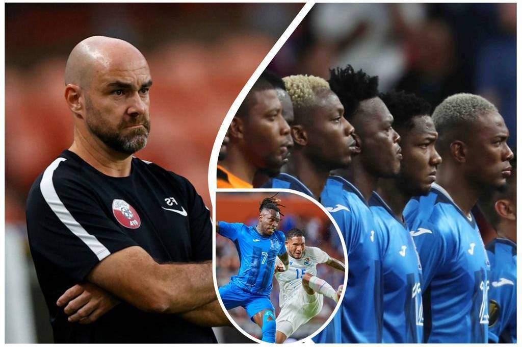 Qatari coach Felix Sanchez in Honduras: 'Without Albert Ellis they would not have lost potential;  – Ten