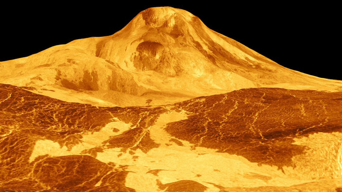 Scientists say 'traces of life' on Venus may be due to volcanic eruptions