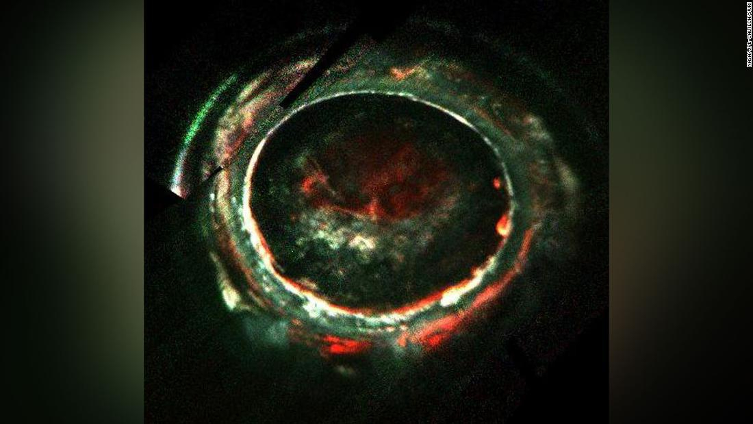 Scientists solve the mystery of Jupiter's northern lights