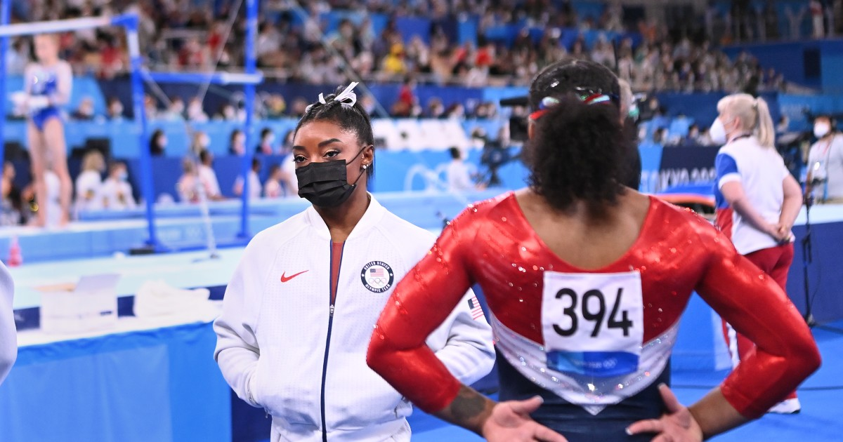 Simon Piles' Olympic Retreat sheds light on mental health in gymnastics