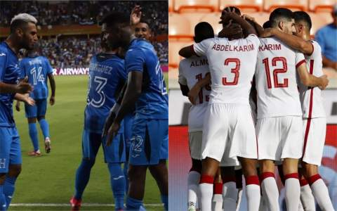Table and where to look for it: Honduras face Qatar in Group D lead of Gold Cup