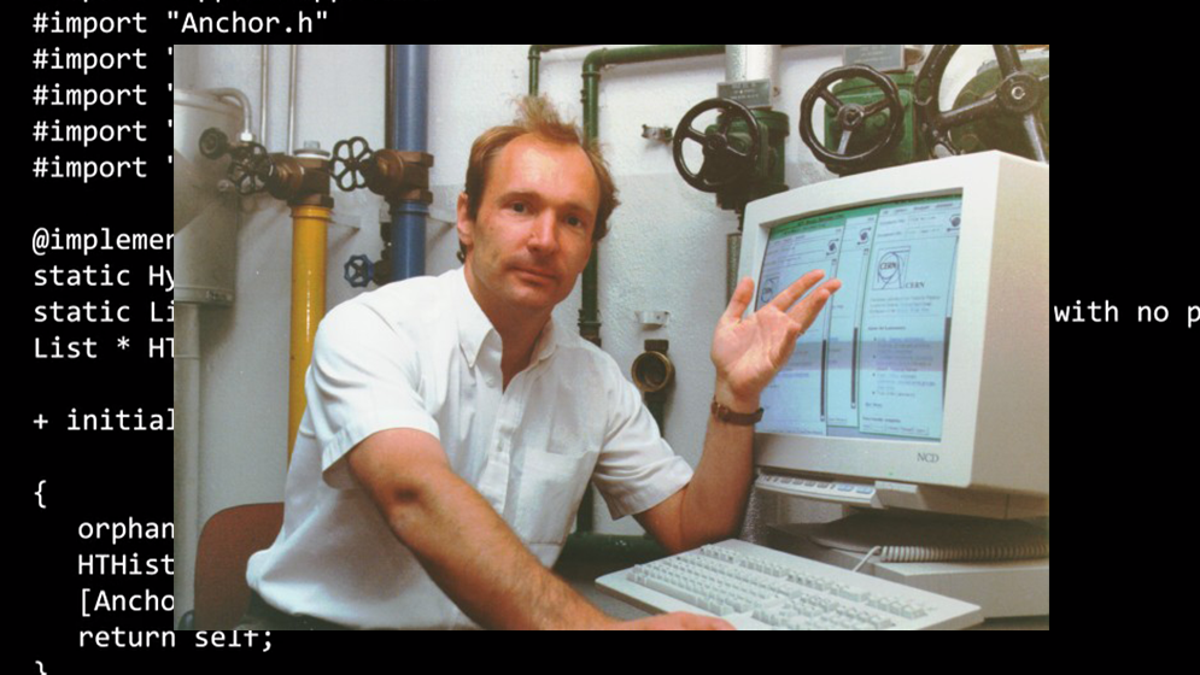 The NFT, the source code of the World Wide Web, is selling for $ 5.4 million