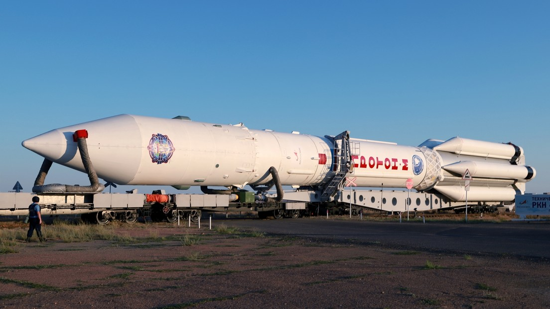 The Russian 'Nauka' module for ISS was launched in 2010
