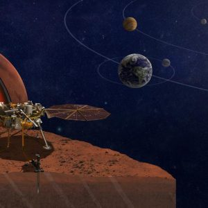 The seismic motions of Mars reveal its internal structure