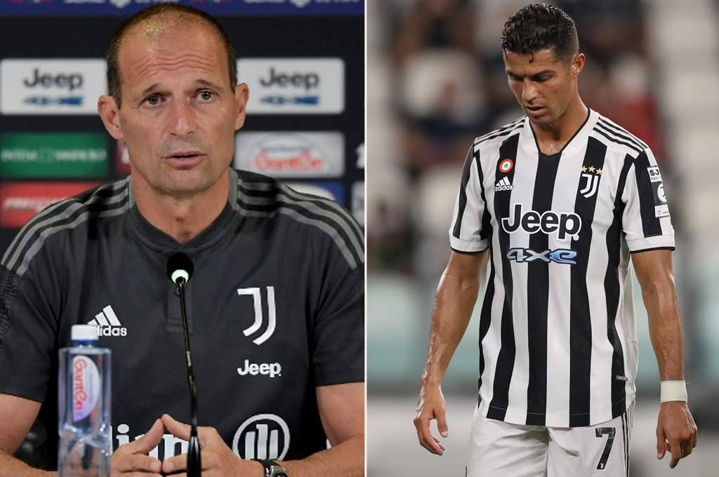 "Allegri confirms Cristiano Ronaldo's important decision at Juventus: ""He told me …"" – Ten"