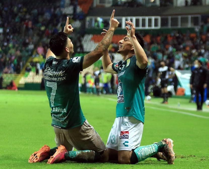 Angel Mena scores a superb goal in Lyon, beating Mazatlon FC 3-0 in the Liga MX |  Game of Ecuadorians abroad
