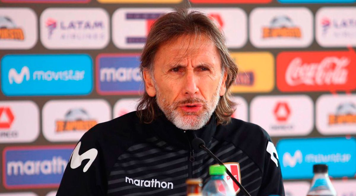 At what time is Ricardo Gareca's conference live: Peru time and schedule, Group List Peru 2021 Team List Goal Peru via Live Announcement