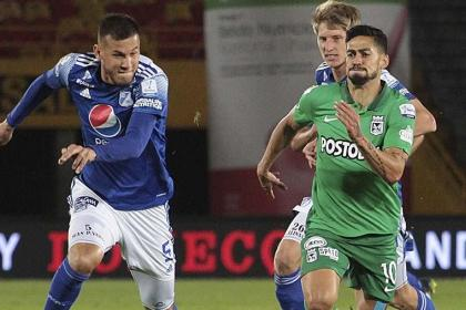 Atletico National and Millonorios fight over Copa Libertadores reclassification table |  Colombian Soccer |  Bedplay League