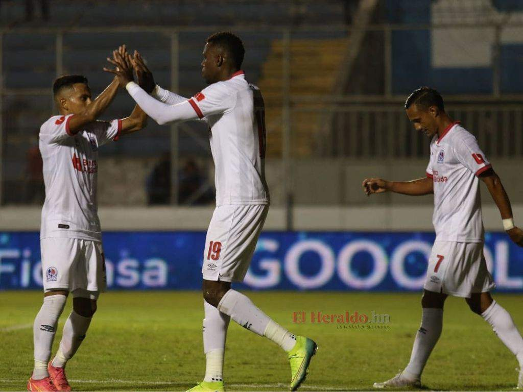 Eustin Arpolada defends Olympia's defeat to Honduras Progresso