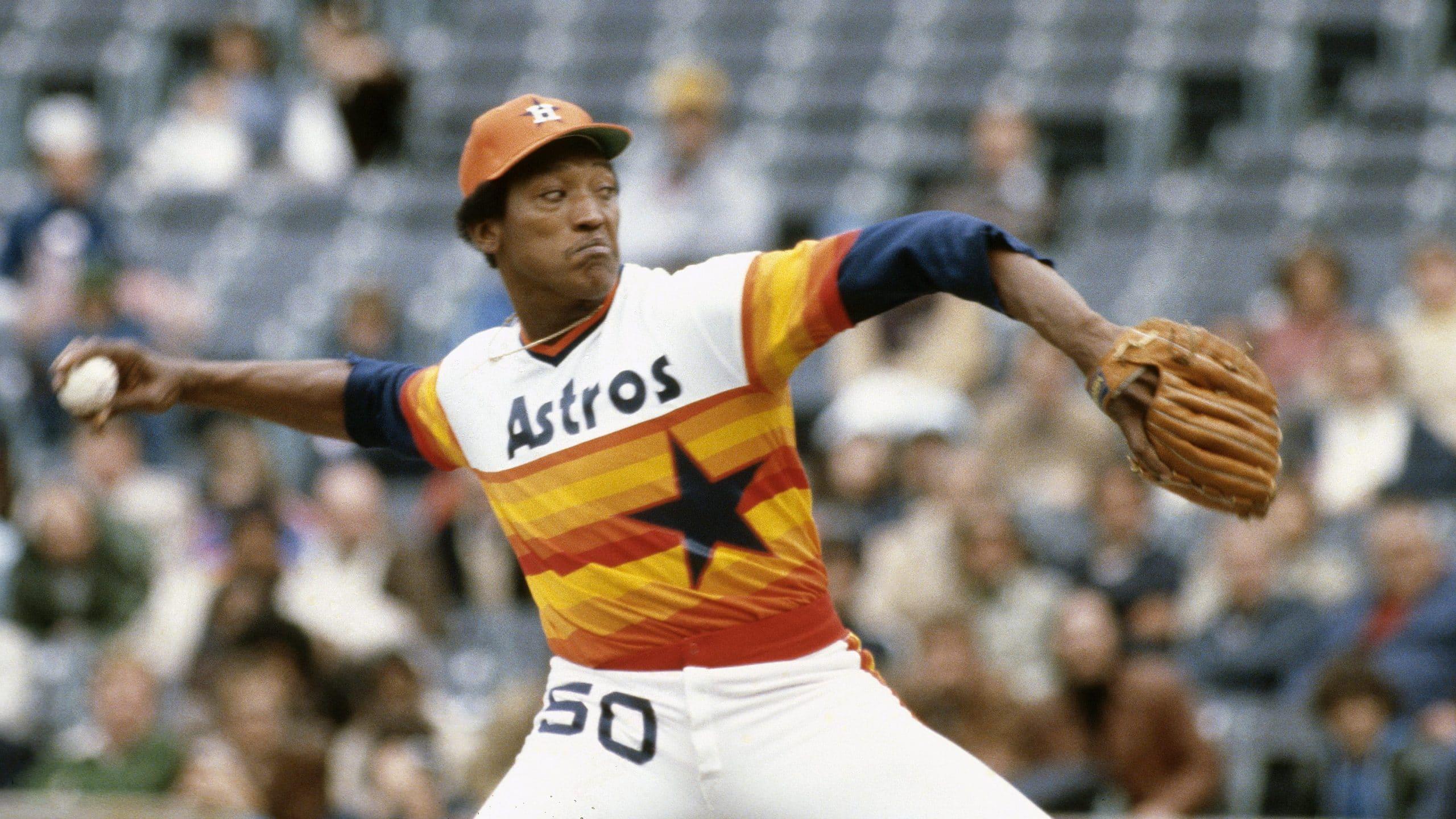 Historic Houston Astros pitcher JR Richard has died