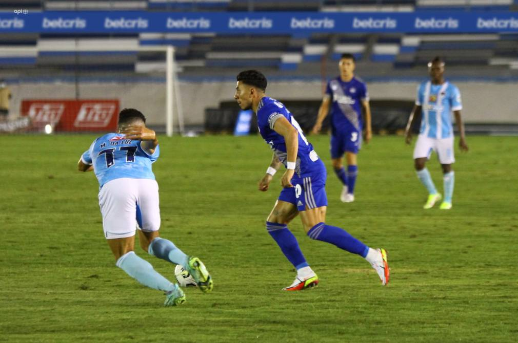 Joao Rojas saves Emelec and tie from unbeaten home |  National Championship |  Sports