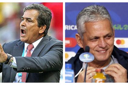 Jorge Luis Pinto on James Rodriguez in Colombian national team: Reynolds Ruda and qualifying Colombia selection