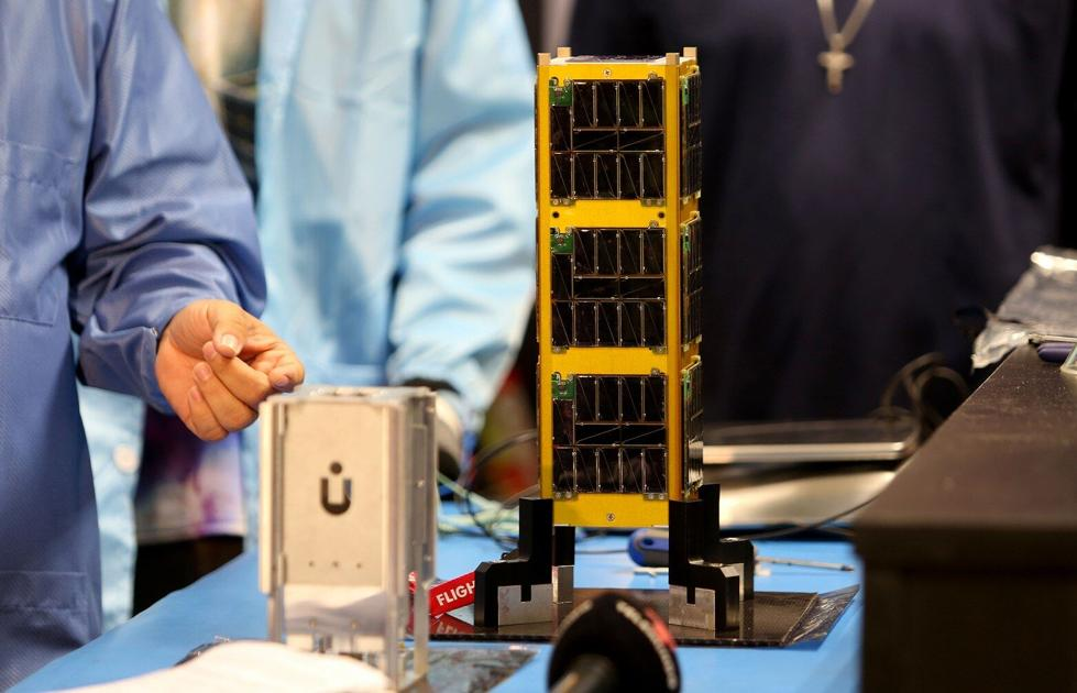 Launch of first Puerto Rican satellite postponed due to bad weather in Florida