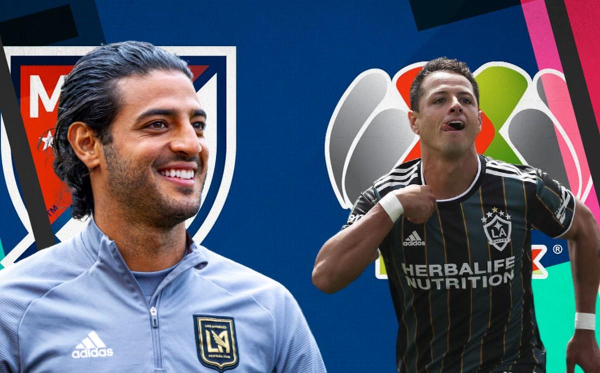 MLS: Cicardo and Vela, Liga MX vs All-Star Games