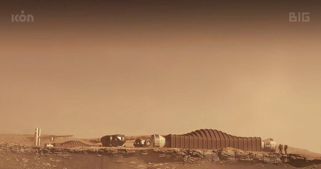 NASA is looking for four people to live a year on Mars, among others
