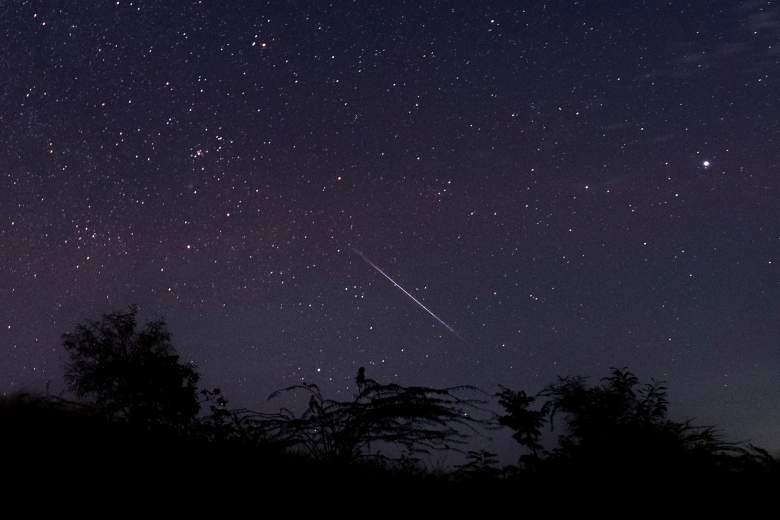 Pericides: When and where to see meteor showers?