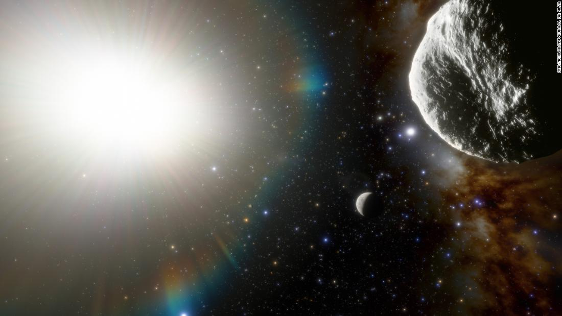 They have discovered the fastest asteroid orbiting our solar system