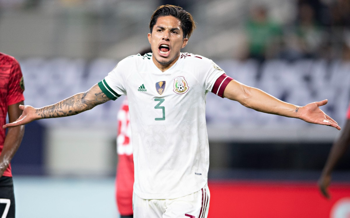 Why was Carlos Chalcedo not called up to the Mexican national team?