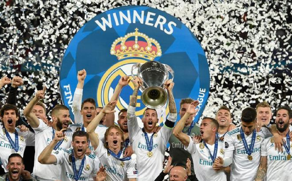 Will Real Madrid go to the top?