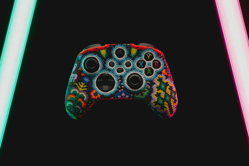Xbox teamed up with three groups of three indigenous artisans in Mexico to design the world's three unique controllers