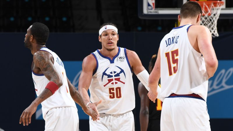 Aaron Gordon agrees to a $ 92 million 4-year extension to Denver Knuckets