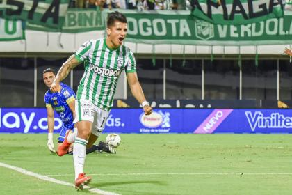 Atletico National: Allianzo Petrolera Report 1-1 against Win 1-3 Liga Bedplay 2021    Colombian Soccer    Bedplay League