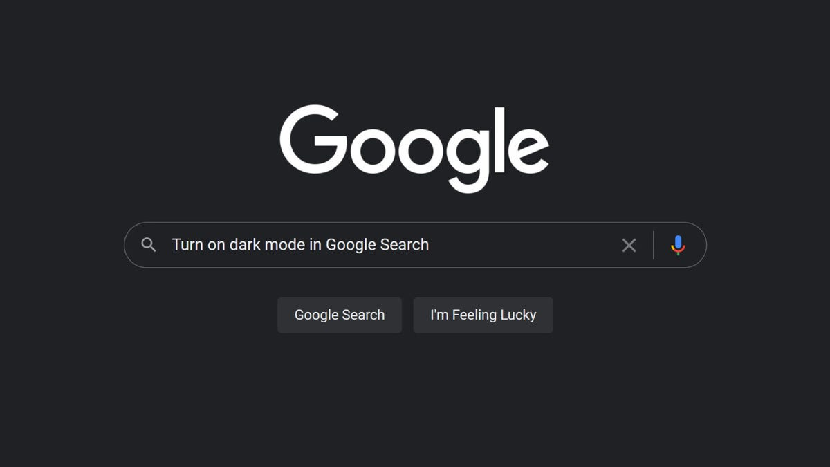 How To Enable Dark Mode In Google Search