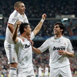 """"""" I scored 27 goals for Real Madrid and then they signed with Coco and Benzema … it can't be!  """" – Ten"""