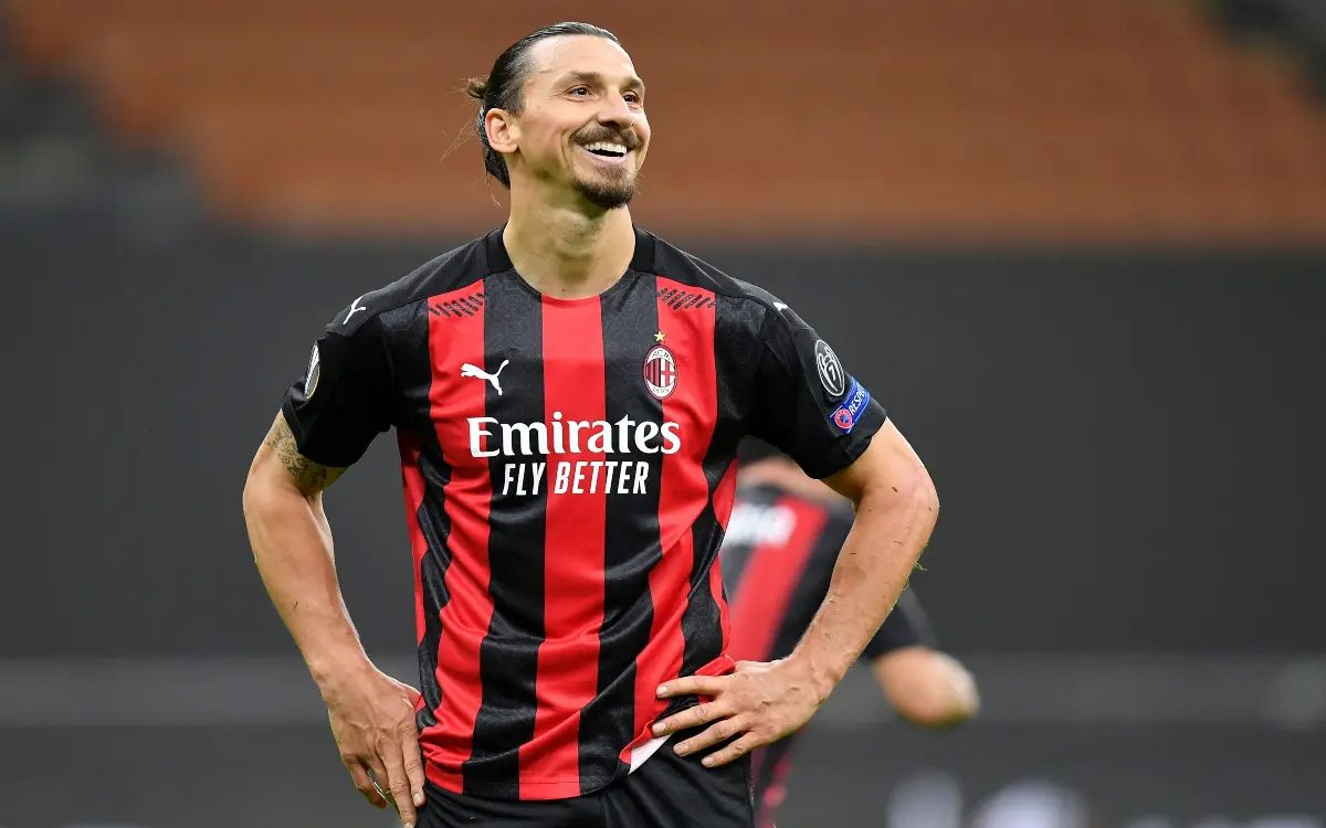 Ibrahimovic: I have nothing less than Messi and Cristiano