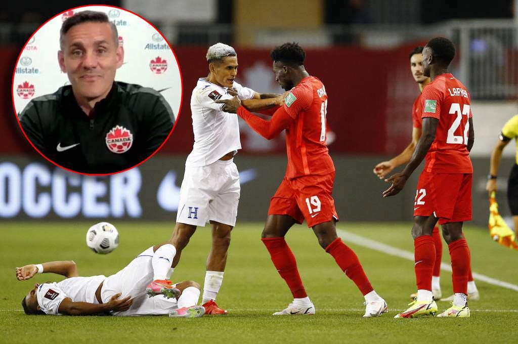 John Hertmann praises two colors: 'Honduras is a very organized team, they don't give an inch' – Ten