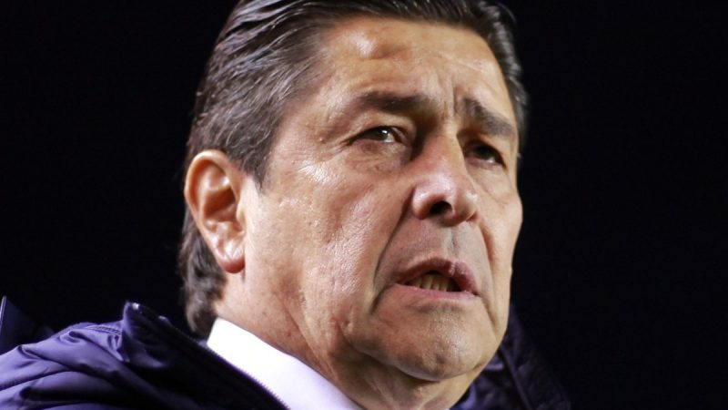 Luis Fernando Dena will be the new coach of the Guatemalan national team