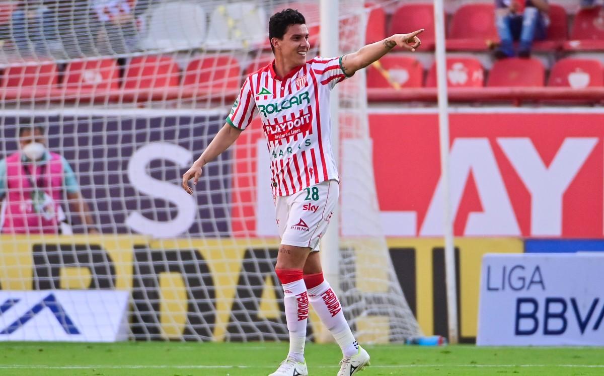 Necaxa vs Xolos (3-0): Summary and goals