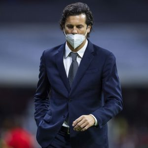 Santiago Solari: 'It is understandable that Chivas is celebrating the draw against the United States'