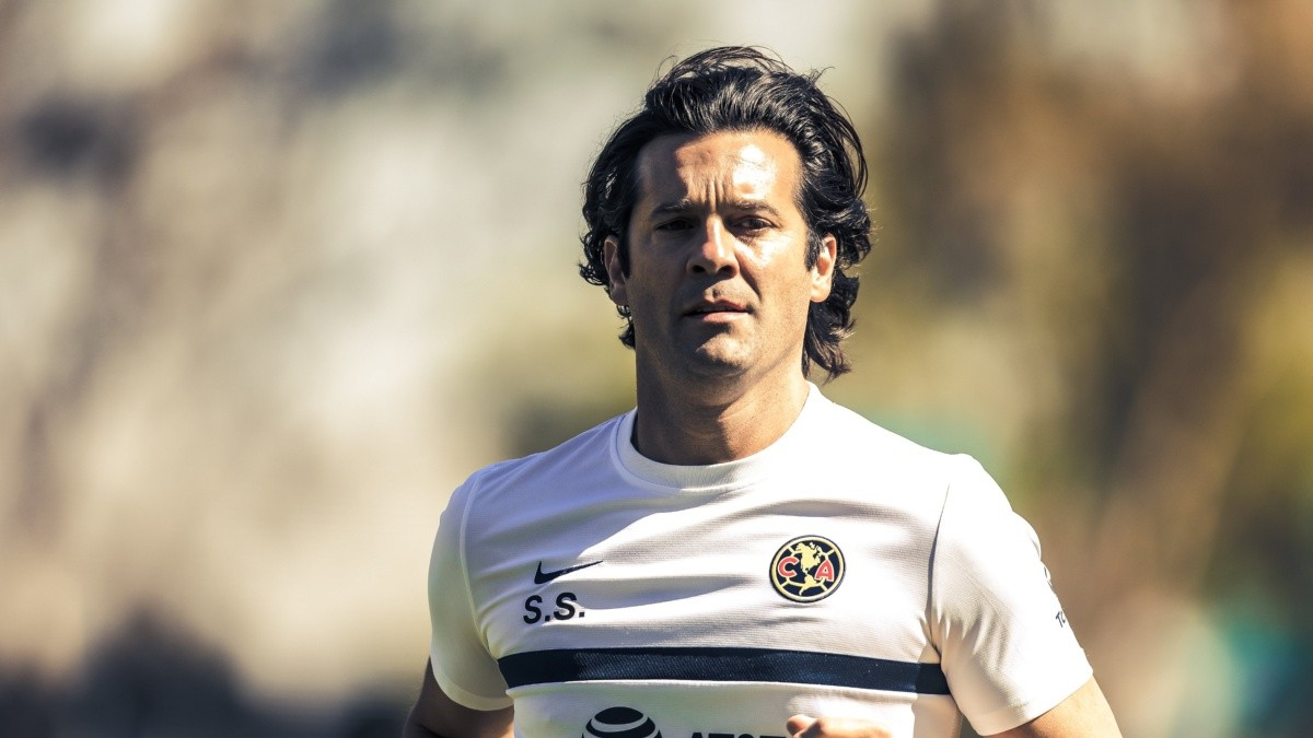The Santiago Solari Club was disappointed after receiving bad news in the United States