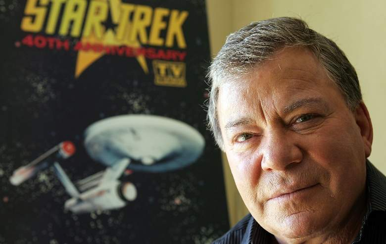 William Shatner will go into space aboard Jeff Bezos