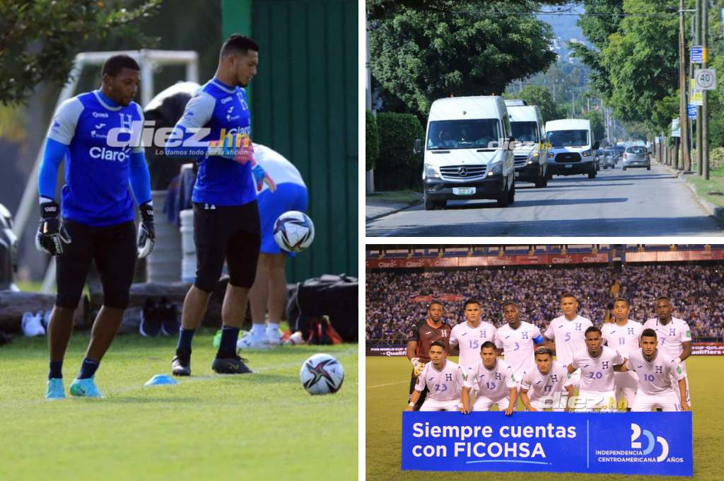 A crazy Sunday!  Honduras has a tight schedule before playing in the Aztec-Tees in Mexico
