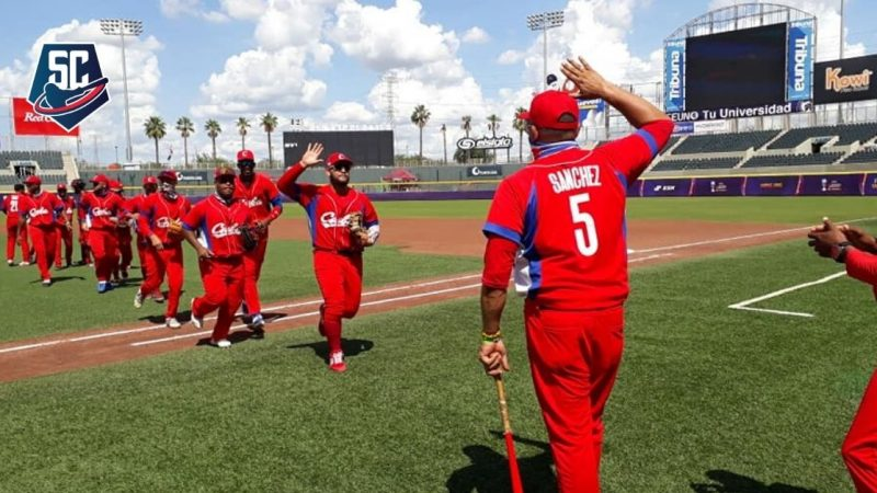 After the last escape, the National Commission updated the baseball exam for Pan American Galle-Vale 2021 – Swing Completeo