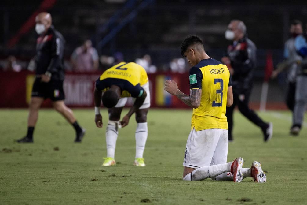 Antonio Valencia disagrees with Gustavo Alfaro for approaching Venezuela |  Football |  Sports