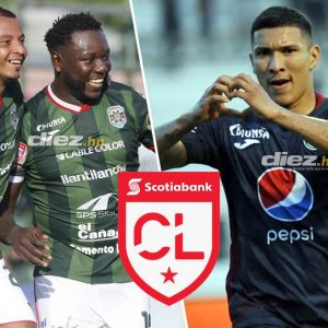 CONCACAF LEAGUE: Marathon and Motagua give themselves a new grip on Olympic quarterfinals – Ten