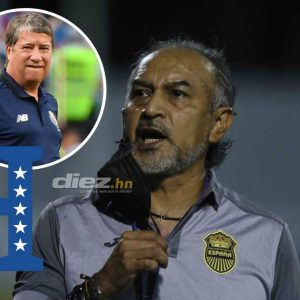 Comparison of Real Spain coach Potro Gutierrez, non-playing players and National League footballers – ten