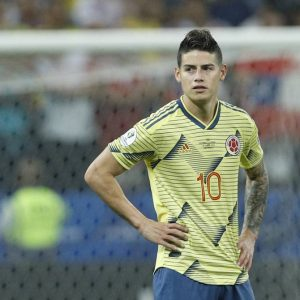 Does Colombian James Rodriguez have 1,000 days as a professional footballer?  |  Football |  Sports